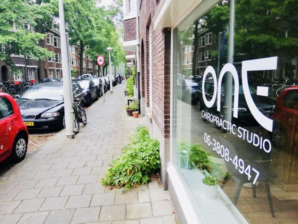 one-chiropractic-studio-amsterdam